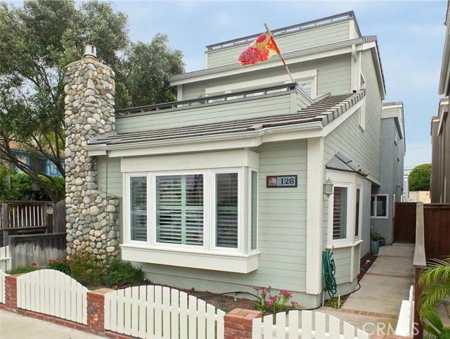 126 8th Street, Seal Beach, CA, 90740
