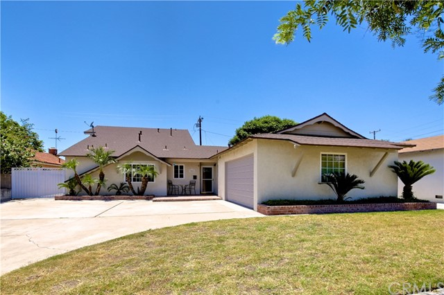 Single Family Home for Sale at 7821 Holder Street Buena Park, California 90620 United States