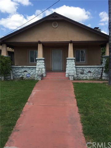 Single Family Home for Sale at 930 10th Street W San Bernardino, California 92411 United States