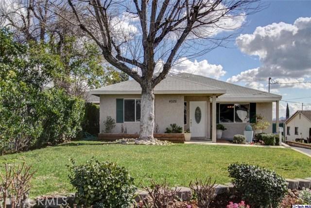 4526 Dunsmore Avenue, La Crescenta, CA 91214