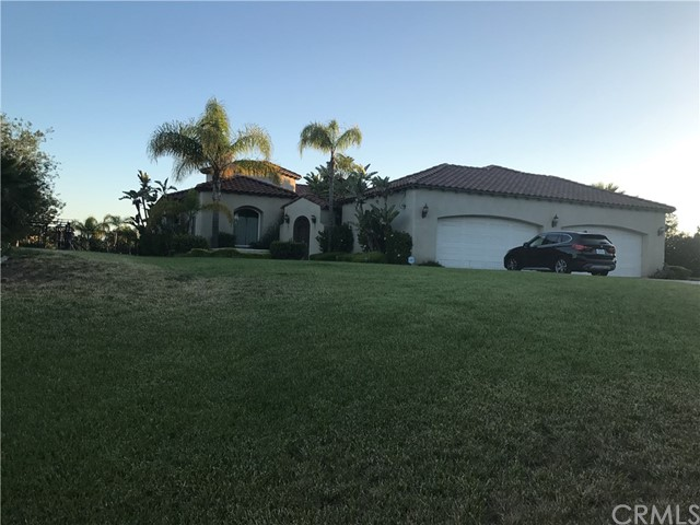 Single Family Home for Sale at 6331 Garden Hills Way Riverside, California 92506 United States