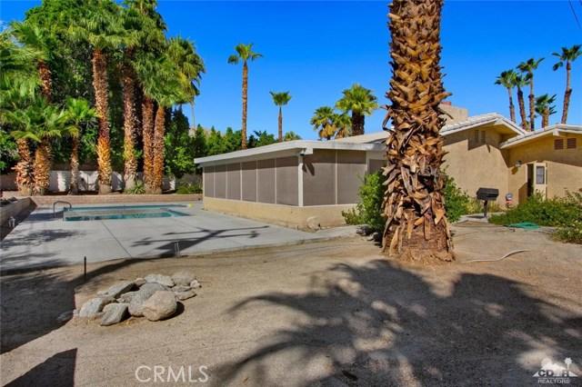 73285 Tamarisk Street Palm Desert, CA 92260 - MLS #: 218025834DA