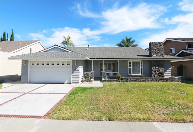 Single Family Home for Sale at 1416 South Amberwick St 1416 Amberwick Anaheim, California 92804 United States