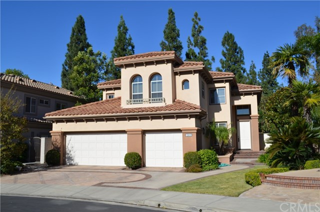 Single Family Home for Sale at 12415 Woodhall Way Tustin, California 92782 United States