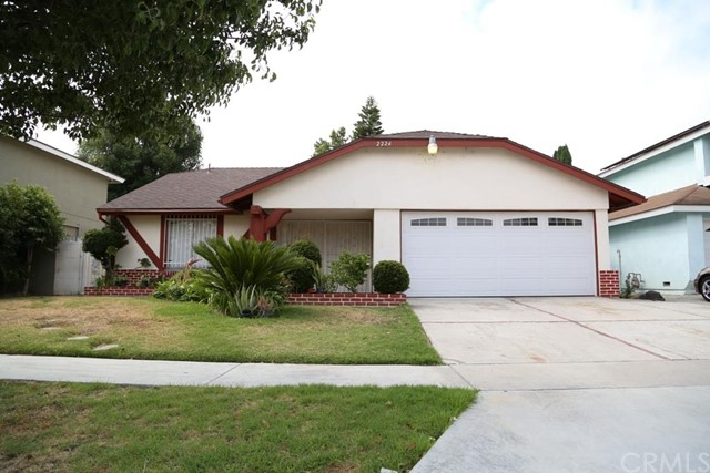 Single Family Home for Rent at 2226 Flora Street W Santa Ana, California 92704 United States