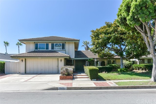 2633 Bamboo Street, Newport Beach, California 92660, 5 Bedrooms Bedrooms, ,3 BathroomsBathrooms,Residential Purchase,For Sale,Bamboo,OC21163624
