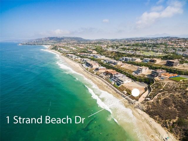 1 Strand Beach Drive Dana Point, CA 92629