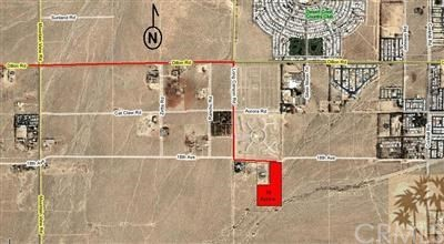 Land for Sale at 18th 18th Desert Hot Springs, California 92241 United States