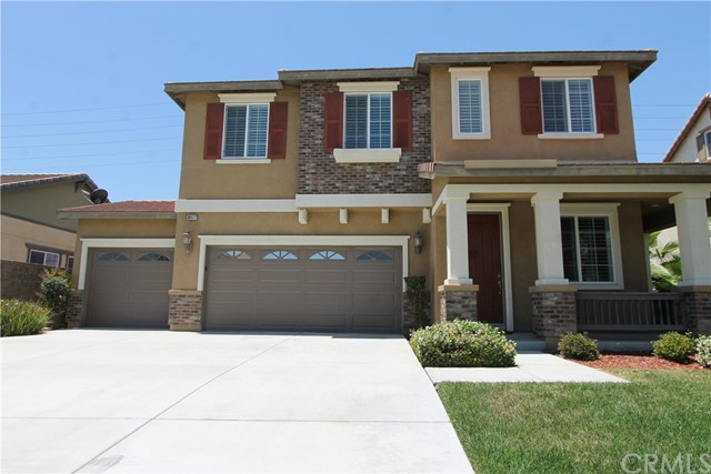 Single Family Home for Rent at 30177 Tattersail Way Menifee, California 92584 United States