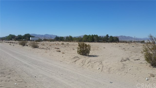 0 Clark Ave Lucerne Valley, CA  is listed for sale as MLS Listing CV16711010