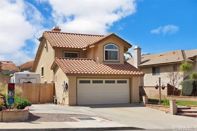 Photo of home for sale at 3123 Oakview Lane, Chino Hills CA