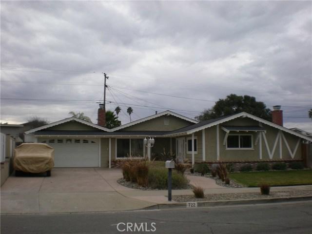 Property for sale at 722 Dahlia Place, Santa Maria,  CA 93455