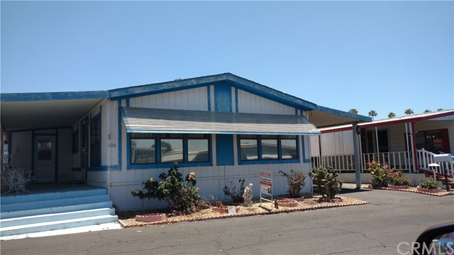 950 California Street Unit 100 Calimesa, CA 92320 - MLS #: EV18144833
