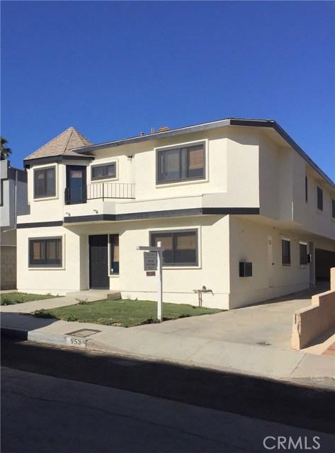 953 Cedar St, El Segundo, CA 90245