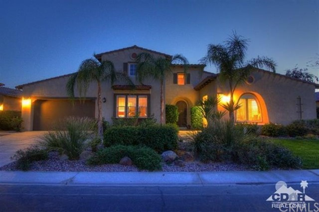 81707 Rancho Santana Drive La Quinta, CA 92253 is listed for sale as MLS Listing 215006010DA