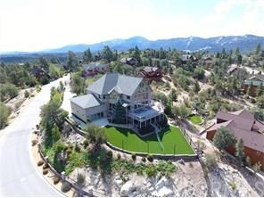 Single Family Home for Sale at 447 Starlight Circle Big Bear, California 92315 United States