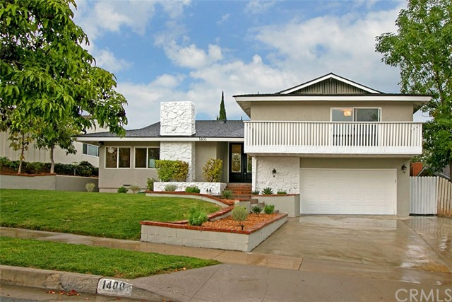Single Family Home for Sale at 1400 Marlei Road La Habra, California 90631 United States