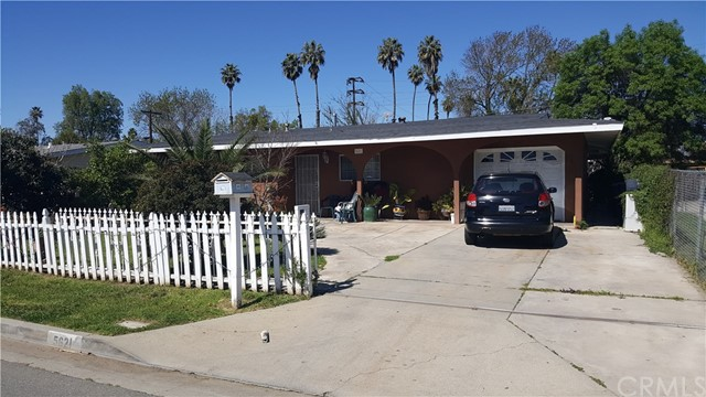 Single Family Home for Sale at 5621 Willard Way Riverside, California 92504 United States