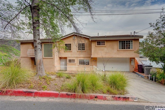 Single Family Home for Sale at 1664 Gladys Drive Glendale, California 91206 United States