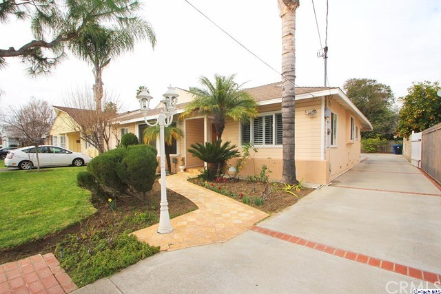 Single Family Home for Rent at 15423 Hart Street Van Nuys, California 91406 United States