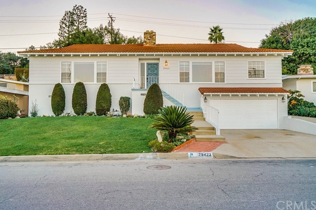 29423 Enrose Avenue, Rancho Palos Verdes, California 90275, 3 Bedrooms Bedrooms, ,1 BathroomBathrooms,Single family residence,For Sale,Enrose,SB20027067