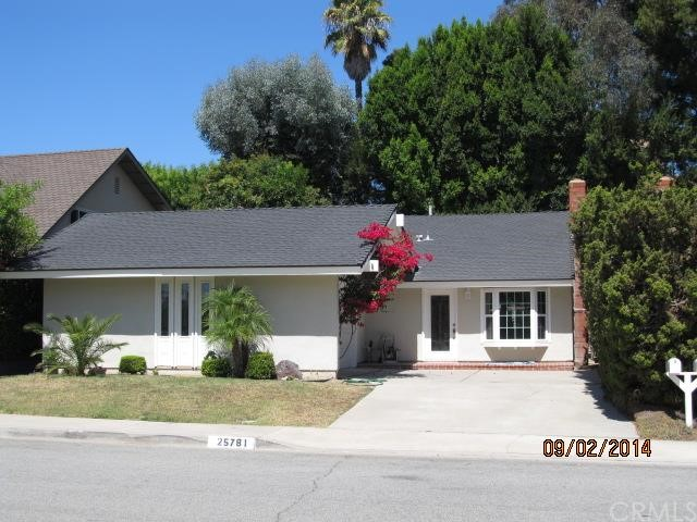 Single Family Home for Rent at 25781 Knotty Pine St Laguna Hills, California 92653 United States