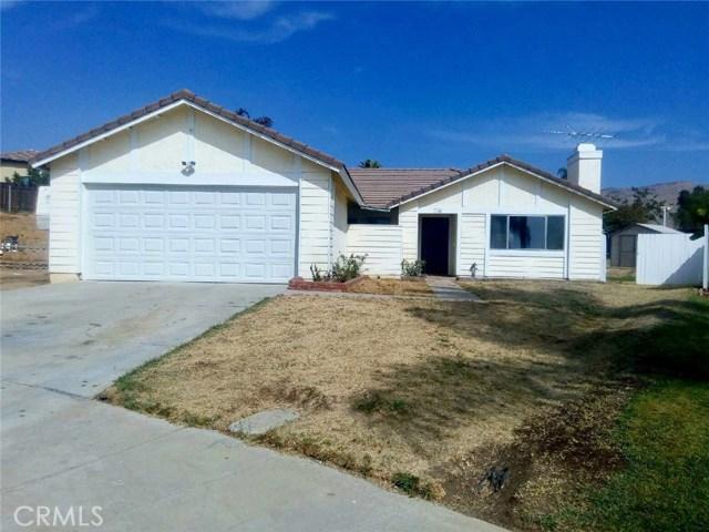 独户住宅 为 销售 在 11396 Sandstone Place Moreno Valley, 92557 美国