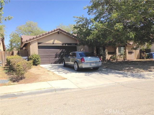 38614 E 28th Street Palmdale, CA 93550 - MLS #: SB16712450