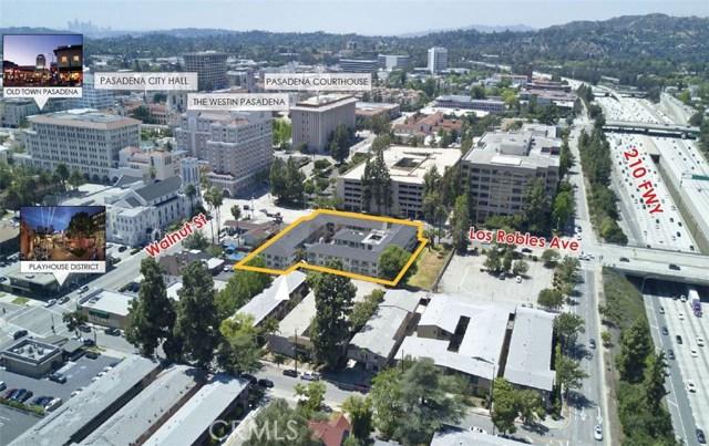 262 N Los Robles Av, Pasadena, CA 91101 Photo