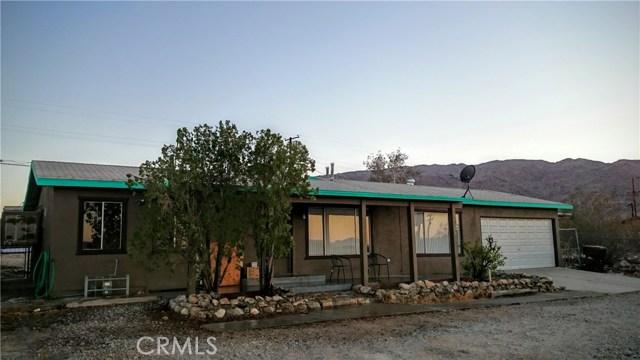 74621 Sunset Drive, 29 Palms, California 92277