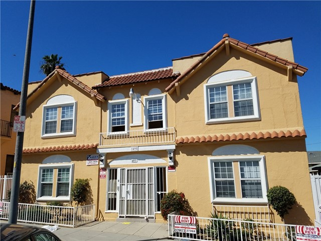 Single Family for Sale at 1495 Cedar Avenue Long Beach, California 90813 United States