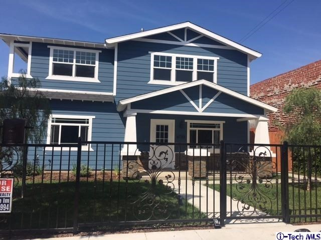 Single Family Home for Rent at 6733 Milton Avenue Whittier, California 90601 United States