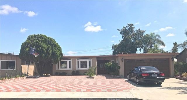 9332 Harle Avenue  Anaheim CA 92804