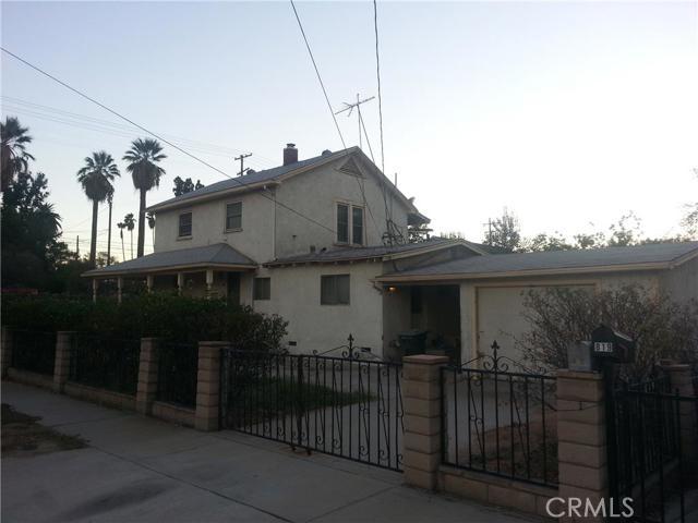 Multi Family for Sale, ListingId:36300227, location: 323 East Colton Avenue Redlands 92374