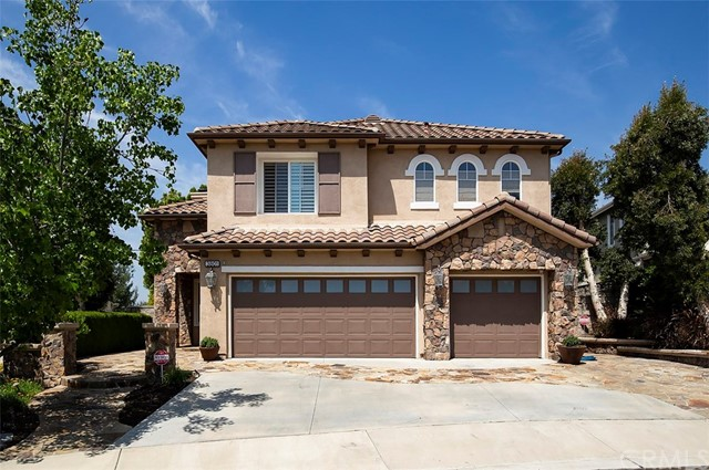 3801  Carson Way, Yorba Linda, California