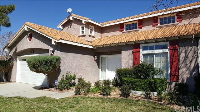Single Family Home for Rent at 12530 Loma Verde Drive Victorville, California 92392 United States