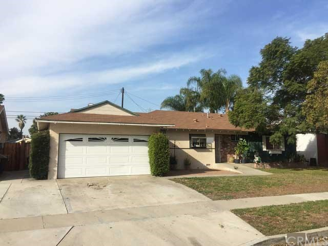 Single Family Home for Rent at 1707 Dallas Drive S Anaheim, California 92804 United States