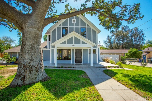 2810 Woodbine Street, Riverside, CA, 92507