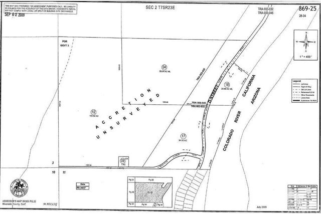 0 34.11 Acres On Riviera Dr