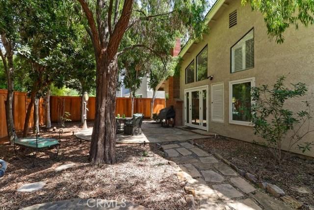 22651 Shady Grove Circle Lake Forest, CA 92630 - MLS #: OC18213607