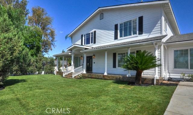 1171 La Colina Drive North Tustin, CA 92780 - MLS #: OC17220560