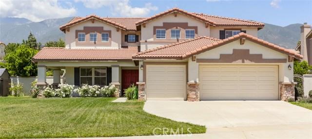 12776 Canter Court, Rancho Cucamonga, California