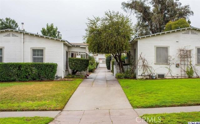 Single Family for Sale at 2320 Fair Park Avenue Eagle Rock, California 90041 United States