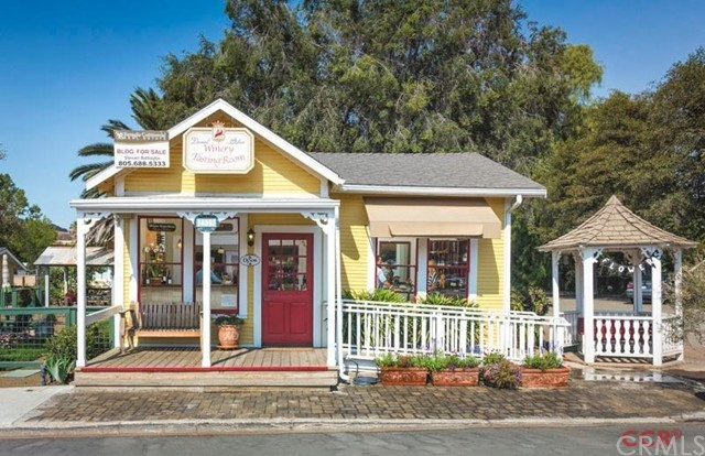 Single Family for Sale at 2939 Grand Avenue Los Olivos, California 93441 United States