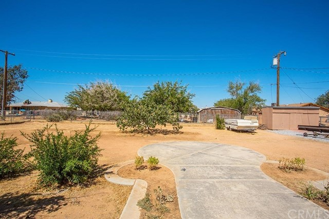 12442 Saratoga Road Apple Valley, CA 92308 - MLS #: IV17185825