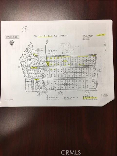 1 Spruce Street Hesperia, CA 92344 - MLS #: SB17126255