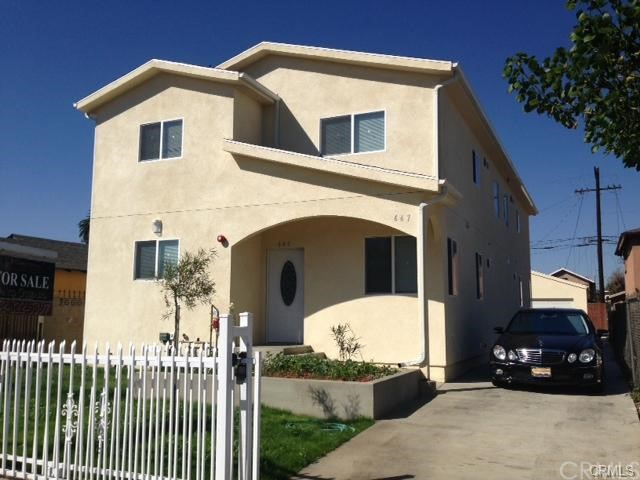 645 87Th Place, Los Angeles, California 90002