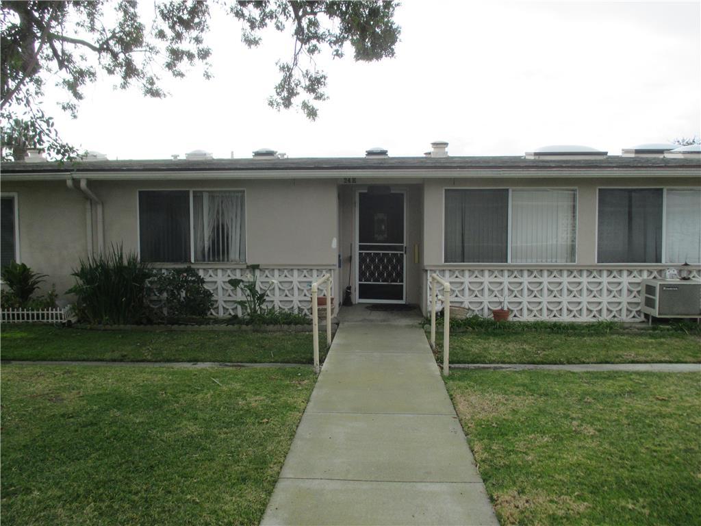 1543 Monterey Rd. M 2-24-K Seal Beach CA  90740