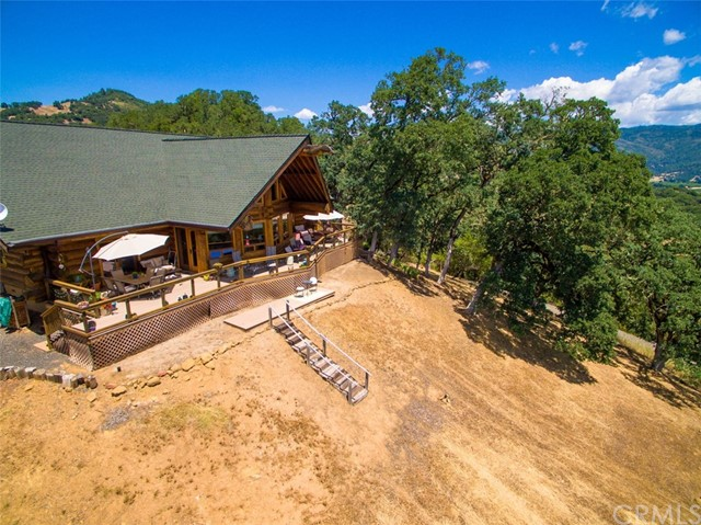 Single Family Home for Sale at 1228 State Highway 20 W Upper Lake, California 95485 United States