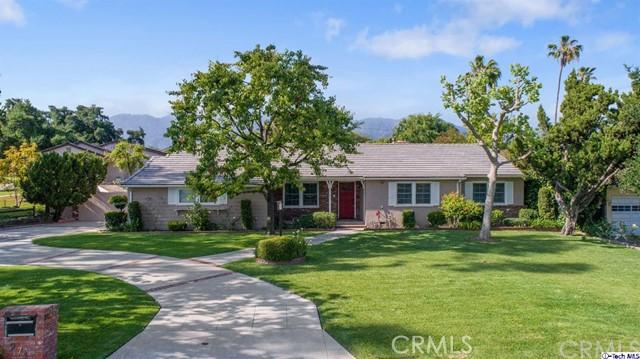 971 Hugo Reid Drive, Arcadia, CA, 91007